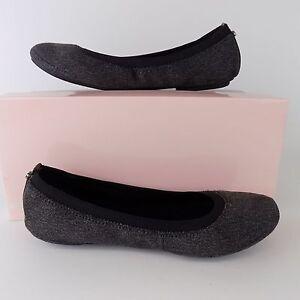 5360dae81da Details about Bandolino Edition 2 Round Toe Canvas Women Flats Size 6.5 M  AL1837