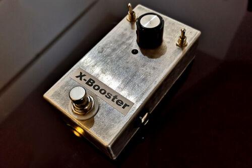 X-Booster AmpTrue BypassBooster Clone EP