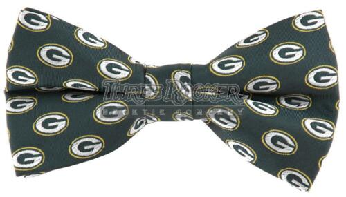 Packers Bow Ties FREE SHIPPING Pre-tied Green Bay Packers Bow Tie NWT