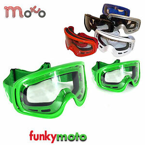 moto x1 mx motorradbrille erwachsene motocross bmx quad. Black Bedroom Furniture Sets. Home Design Ideas