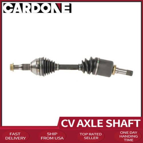 Cardone CV Drive Axle Shaft Front Right Fits 2014-2015 CHEVY IMPALA LIMITED UU26