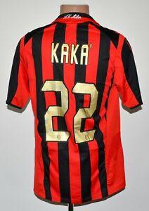 AC MILAN ITALY 2005/2006 HOME FOOTBALL SHIRT JERSEY #22 ...