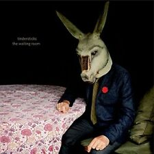 Tindersticks Waiting Room (LIMITED VINILE TRASPARENTE) LP & DVD NUOVO