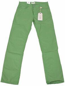 MAC-Jeans-ARNE-Herren-Chino-Hose-Lang-Men-Pants-W33-L34-LIGHT-WEIGHT-GABARDINE