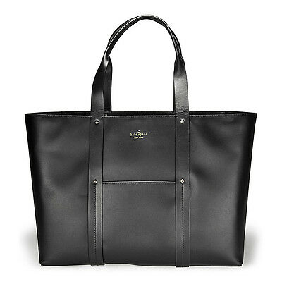 Kate Spade New York 2 Park Avenue Babe Tote Bag - Black