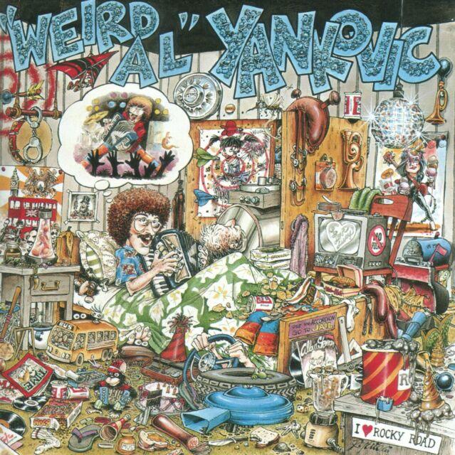 """Weird Al"" Yankovic - ""Weird Al"" Yankovic (RE) (Way Moby - 61422-32003-2)"