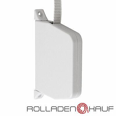 Aufschraub Aufputz Gutwickler weiß inkl 5m Gurtband 14mm Gurt Rolladen