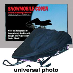Small For 1976 Arctic Cat Cheetah 440~Katahdin Universal Snowmobile Cover