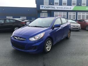 2013 Hyundai Accent AS TRADED SPECIAL