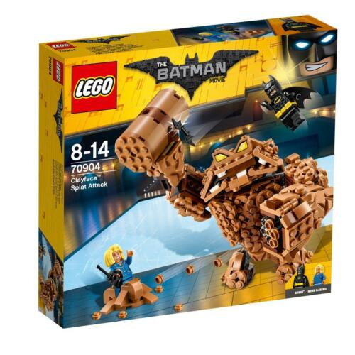 LEGO ® Batman Movie set 70904//Clayface splat Attack