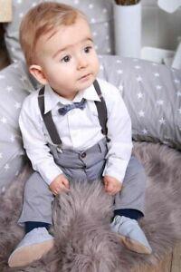 Details Zu Taufanzug Jungen Taufkleidung Junge Anzug Baby Junge Taufe Von Hobea Germany