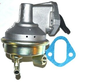 Details about FUEL PUMP CHEVROLET 302 307 327 350 CHEVROLET SMALL BLOCK 3/8  inlet ETHANOL OK