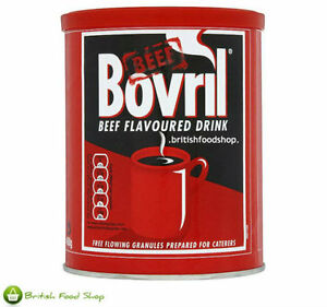 BOVRIL-BEEF-FLAVOUR-DRINK-1-x-450g-CATERING-TUB-GRANULES-90-SERVINGS-FREEPOST