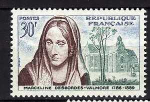 France-1959-Yvert-1214-Neuf-MNH