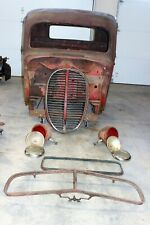 39 Ford Truck Parts Hot Rod Rat Rod Project Parts Cab Headlamp Grille Fits 1939 Ford