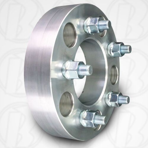 """4pc USA MADE 5x110 TO 5x110 Wheel adapter 1.25/"""" Spacer 12x1.5 Studs"""