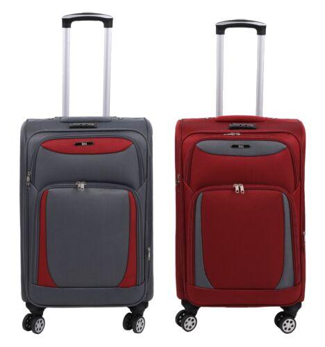 BETZ valise de voyage tissu valise bagages à main télescopique Trolley Boardcase