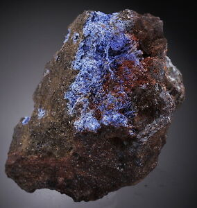 PHOSPHOSIDERITE-rare-INTENSIVE-COLOUR-PORTUGAL-ae176