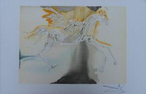 Salvador-DALI-Pegasus-LITOGRAFIA-firmato-sigillo-sec