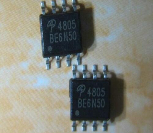 5PCS NEW AOS AO4805 4805 SOP-8 SOP8 MOSFET IC chips for laptop repair