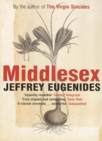 Middles** By  Jeffrey Eugenides. 9780747561620