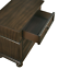 thumbnail 9 - NEW Queen or King 4PC Brown SleighTraditional Bedroom Set Bed/D/M/N