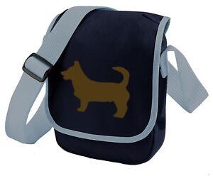 Lancashire Heeler Bag Dog Silhouette Shoulder Bags Dog Walkers Birthday Gift