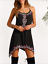 Women-Boho-Tribal-Print-Sleeveless-Beach-Sundress-Casual-Asymmetrical-Mini-Dress thumbnail 14