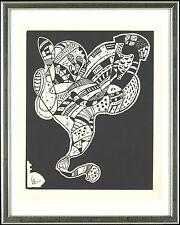 Wassily Kandinsky (1866-1944), Blatt für 10 Origin, 1942/1974