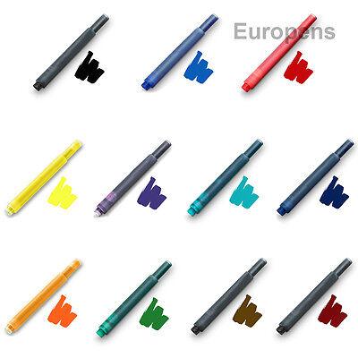 Lamy Compatible Fountain Pen Ink Cartridges T10 BLACK