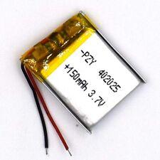 1Pcs 3.7V 90mAh Polymer Lipo ion Battery For Mp3 GPS GPS Radio bluetoot  NTI Ii