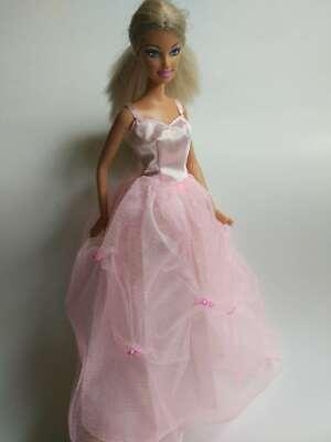 BJD Doll Mini Dressfor 1//6 11.5 Inch New Cute Light Pink