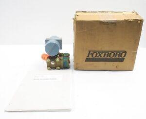 Foxboro 863DP-M2D1SK D/p Cell Pressure Transmitter 3000psi 42v-dc