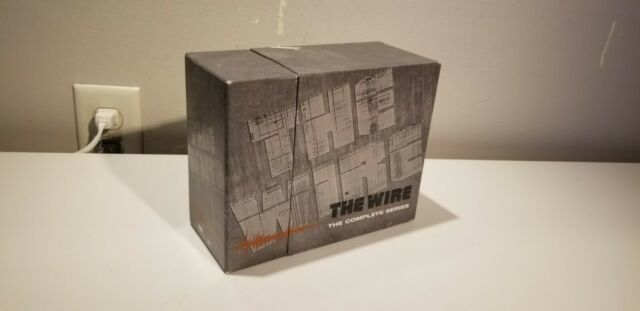 The Wire: The Complete Series DVD 23-Disc Set - USED