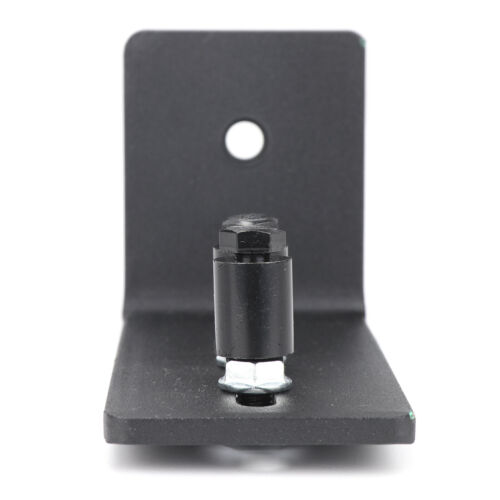 Adjustable Stop sliding door bottom roller guide Hardware Wall Guide