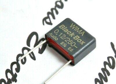 0.033µF 33nF WIMA FKP3 0.033uF 250V 5/% pich:15mm Capacitor 10pcs
