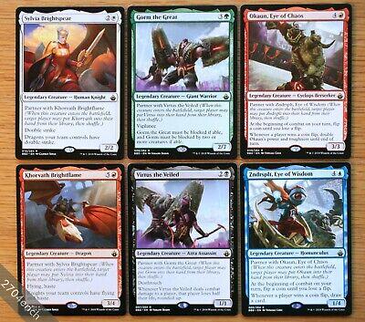 MTG Magic Pack Fresh Mint//Near Mint Battlebond Zndrsplt Eye of Wisdom
