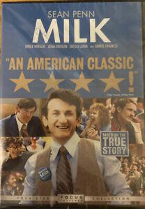 Il-latte-DVD-Sean-Penn-Harvey-MILK-STORIA-nuovi-di-fabbrica-sigillata-Freeship