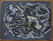 JACQUES CHEVALIER (1924/1999)   -  ABSTRACTION LYRIQUE  - Cachet
