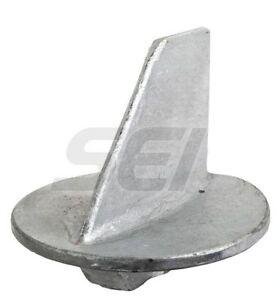 Mercruiser Alpha Series Sterndrive - Fin Anode Zinc - Brand New