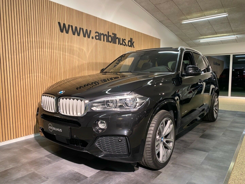 BMW X5 3,0 xDrive40d M-Sport aut. 5d - 899.900 kr.