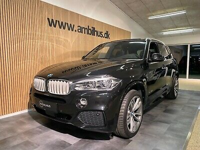 Annonce: BMW X5 3,0 xDrive40d M-Sport au... - Pris 899.900 kr.