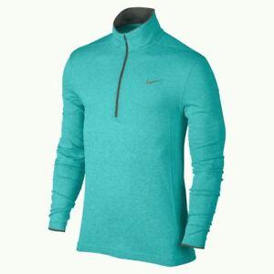 ae7376ef6e NIKE GOLF Half Zip Dri Fit Lightweight Flex Knit Pullover Jacket ...