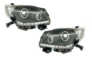 LED-ANGEL-EYES-PERFOMANCE-HEAD-LIGHT-LAMP-SUIT-TOYOTA-PRADO-150-2009-2013