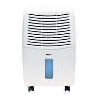 Haier Portable 32-pint 2-speed Mechanical Air Dehumidifier With Drain   Dm32m on Sale