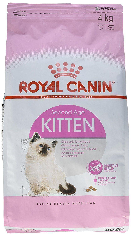 Royal Canin Gatto Gattini Aged 4 to 12 mesi Old CIBO 36 SECCO MIX 4 kg