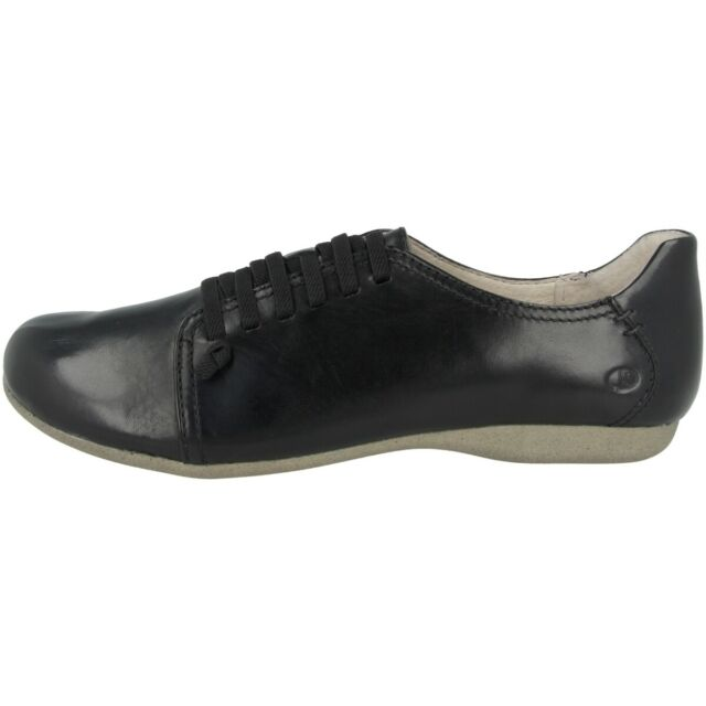 Josef Seibel Fiona 68 Schuhe Damen Halbschuhe Leder Schnürschuhe 87268 971 100