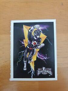 1995 Jell-O Mighty Morphin Power Rangers The Movie Adam Mint