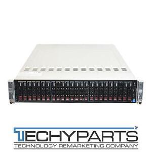 Supermicro-2027TR-H72RF-Four-Node-X9DRT-HF-2U-24-Bay-Barebone-Server