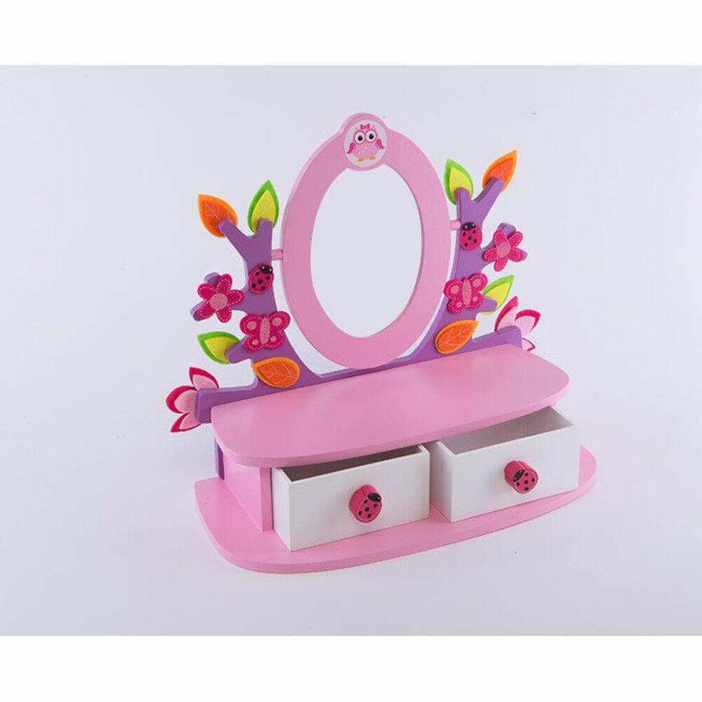 Nina Nina Nina Collection Purple Tree Vanity Dressing Table Mirror Toy 0dd769